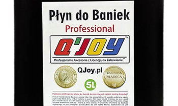 Płyn do Baniek QJoy™ - 5L